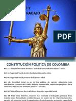 PPT Legislacion en SST