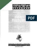 Kraepelin Emil - Introduccion a La Clinica Psiquiatrica
