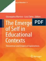 Giuseppina Marsico, Luca Tateo - The Emergence of Self in Educational Contexts_ Theoretical  (2018).pdf