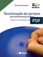 Diogo Palau Flores dos Santos -  Terceirização de Serviços pela Administração Pública. 2010.epub
