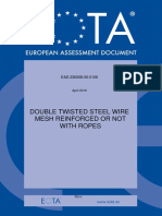 EAD-230008-00-0106 (2016) Double twisted steel wire mesh reinforced or not with ropes.pdf