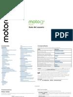 Moto g6 Plus UG Es-US SSC8C27242C