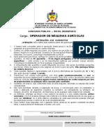 Opera Maq Agricola
