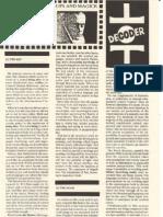 Behavioural Cutups and Magick by Genesis P. Orridge