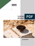 O Setor De Rochas Ornamentais No Brasil