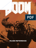DOOM Rules Reference