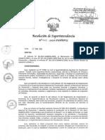 RS 005-2016 Lineamientos Para La Atencion Al Usuario
