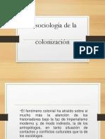 La Sociología de