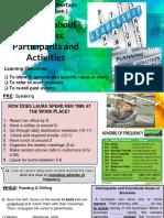 Lesson 11 & 12