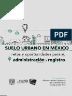 Suelo Urbano en México