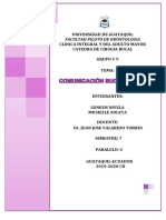 CIRUGIA COMUNICACION BUCOSINUSAL