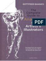 The Complete Guide to Anatomy for Artists & Illustrators Drawing the Human Form [2017] [ENG]