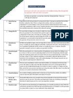 Generator Maintenance Checklist