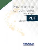 CONAMAT evaluación. Matemáticas..pdf