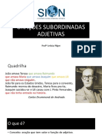 Prova didática de língua portuguesa