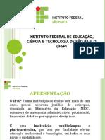 13 Apresentação IFSP - 03.03.18