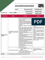 PPS Hazard Identification - Chemical Handling [Spanish]