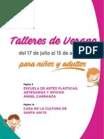 Escuela de Artes Plásticas, Artesanías y Oficios