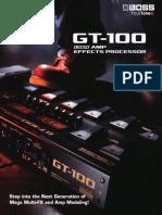 Gt 100 Leaflet