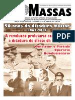 Massas ABR 2014 Golpe