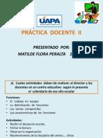 Flora - Práctica Docente II