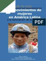 Los Movimientos de Mujeres en América Latina Y La Renovación de La Historia - Lola G. Luna - Editorial Creatividad Feminista - 2004