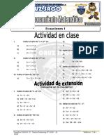 Razonamiento Matemático - 5to Grado