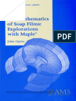 The Mathematics of Soap Films AMS.pdf