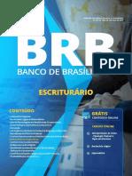 BRB-DF - Escriturário (2019) [Nova] (Ma015-19)