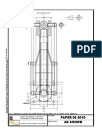 CSEC Technical Drawing (Option B - Mechanical Drawing) Past Paper solutions