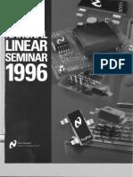 NS 1996 Linear Seminar