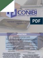 Presentación Conibi
