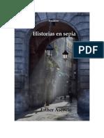 Asencio Esther - Historias en Sepia