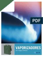 VAPORIZADORES DE FUEGO DIRECTO