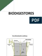 Biodigestores Tipos y Materiales