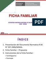 3. Ficha Familiar e Instrumentos