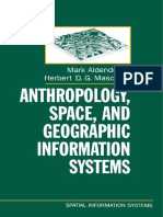 Aldenderfer Maschner 1996 Anthropology, Space, And GIS