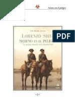 Lorenzo Silva - Sereno en El Peligro