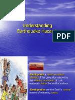 Earthquake hazards