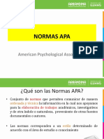 Normas Apa - Presentacion