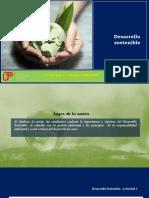 Sesión 10 - Desarrollo Sostenible