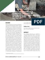 5 Prospecciones arqueológicas en la Serranía de Chiribiquete