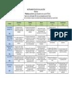 3-Rubrica Programa TDAs