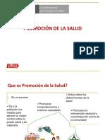 Clase 1 -1 Promocion de La Salud. Equipo de Gestion