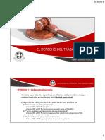 03 - El Derecho Del Trabajo en Chile Diapositivas