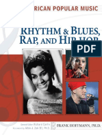 [Frank W. Hoffmann] Rhythm and Blues, Rap, And Hi