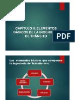 Elementos de LaIngeniería de Tránsito