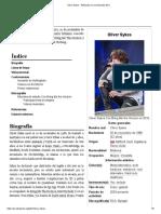 Oliver Sykes - Wikipedia, La Enciclopedia Libre
