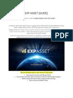 Exp Info Master