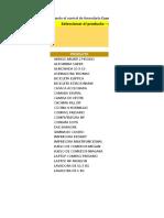 Formularios - CV
